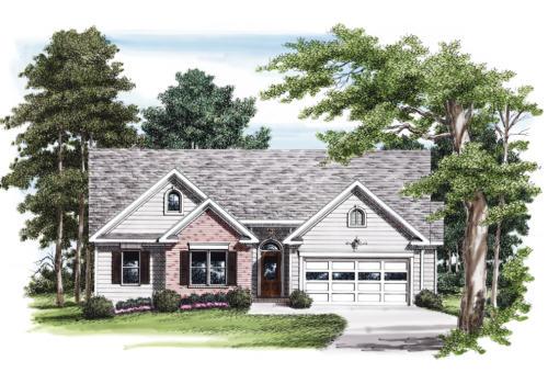 Lambert House Plan