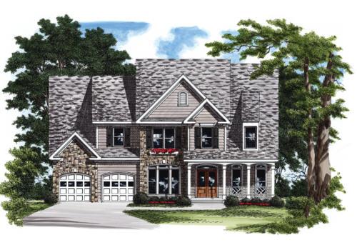 Landover House Plan