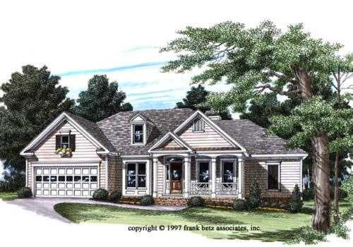 Lansdowne House Plan