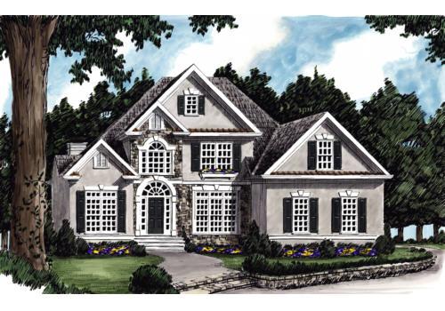 Lasalle House Plan