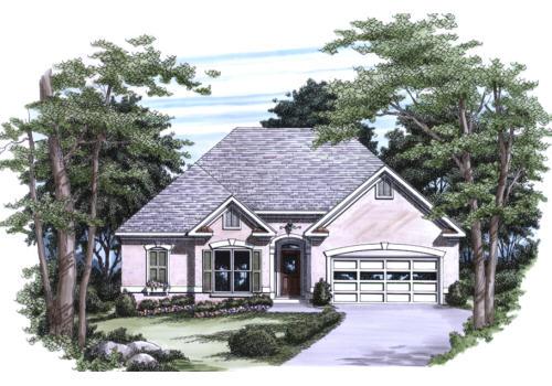 Lawson House Plan