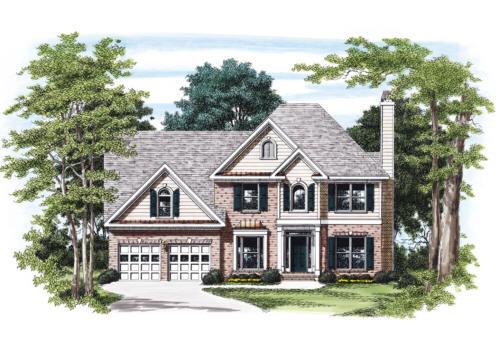 Louisville House Plan