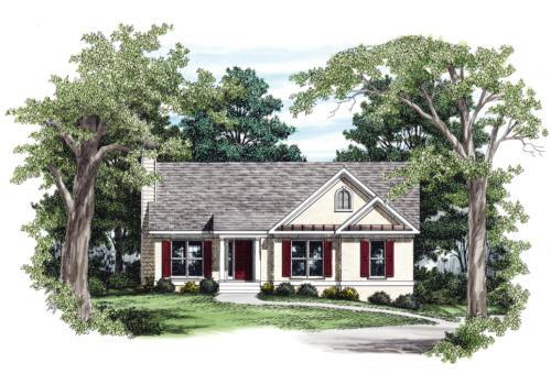 Mabry House Plan