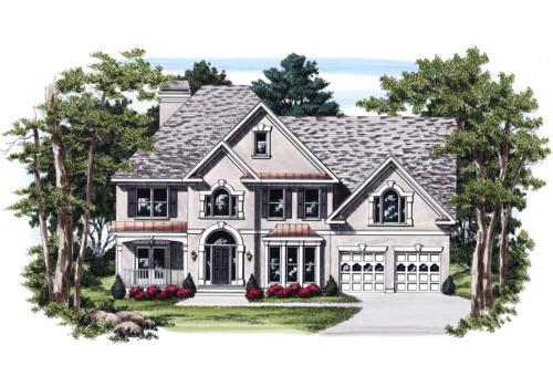 Macintosh House Plan