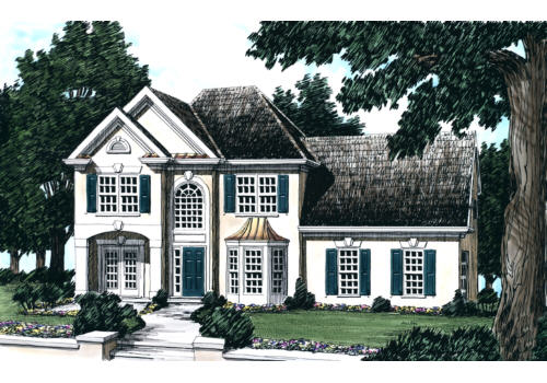 Maguire House Plan