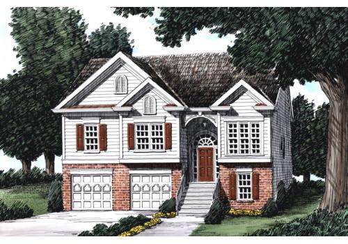 Manning House Plan Elevation