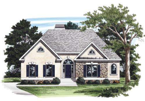 Marcus House Plan
