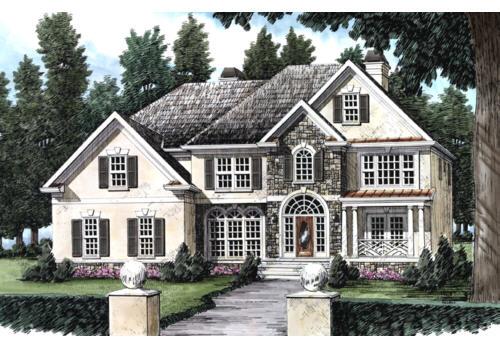 Martin House Plan