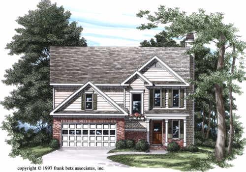 Mccormick House Plan