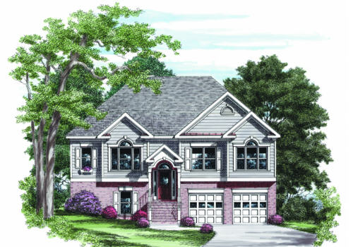 Mcdonnel House Plan Elevation