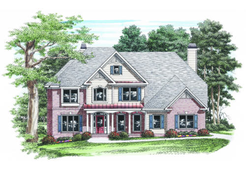 Mckendree House Plan