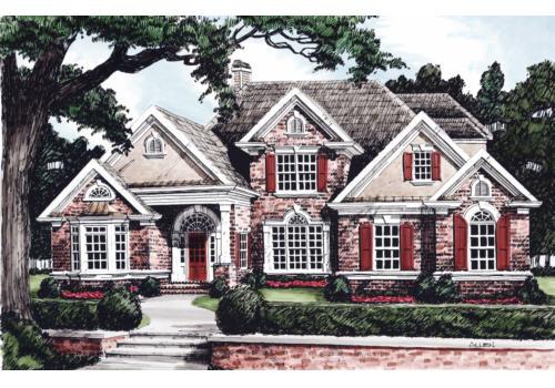 Michelle House Plan
