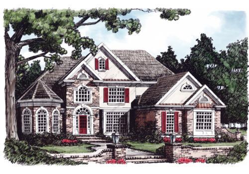 Middleton House Plan