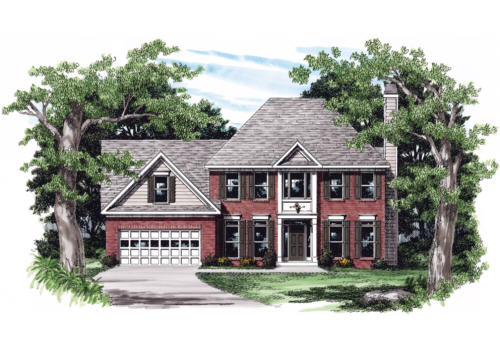 Millen House Plan