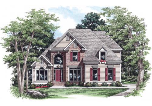 Mackenzie House Plan