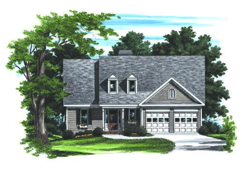 Nadine House Plan