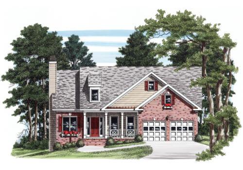 Niagara House Plan