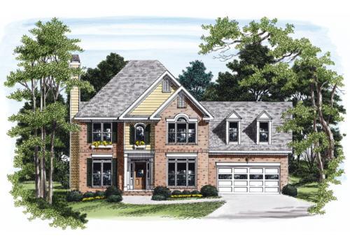 Norcross House Plan