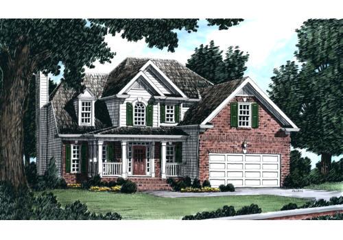 Northside House Plan