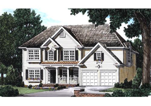 Northwyck House Plan