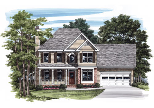 Oakdale House Plan