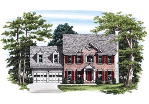 Oakhurst House Plan