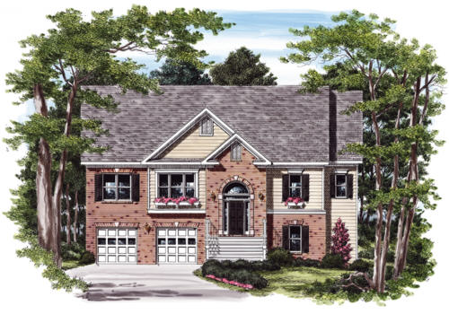 Oakmont House Plan