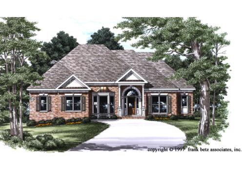 Overton House Plan