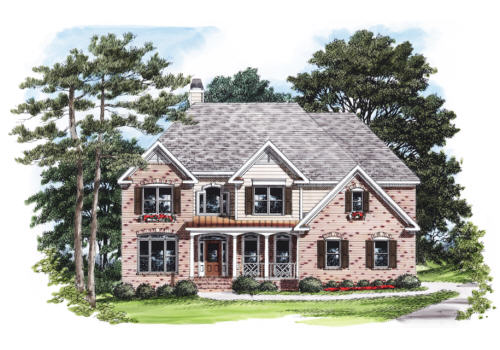 Panola House Plan
