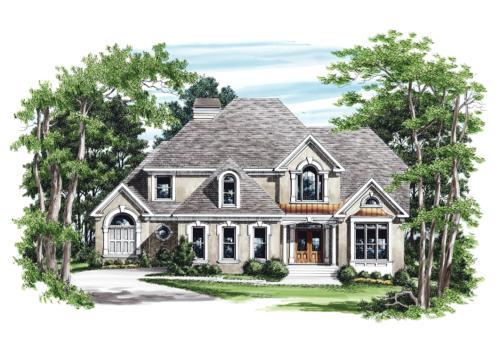 Parkside House Plan