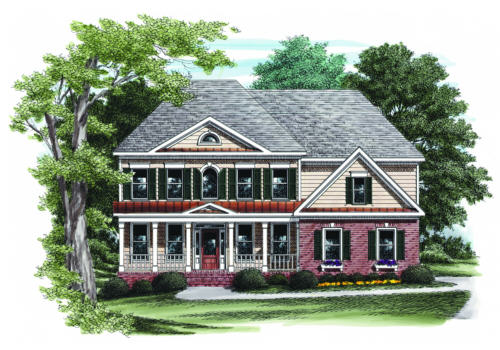 Phillips House Plan