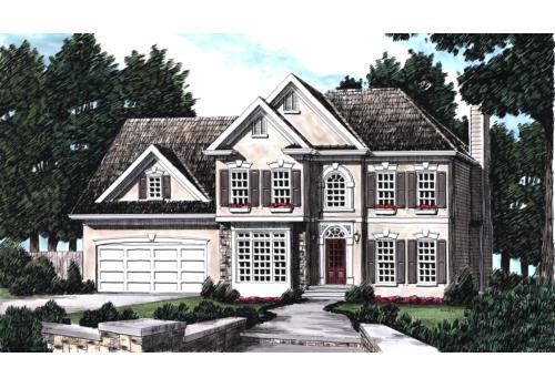 Potomac House Plan