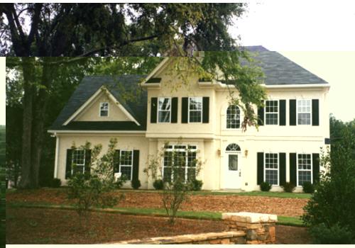 Potomac House Plan Photo