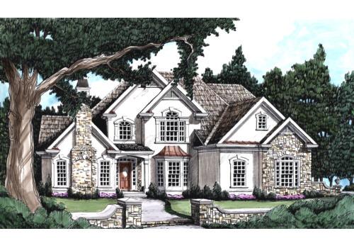Rathmore House Plan