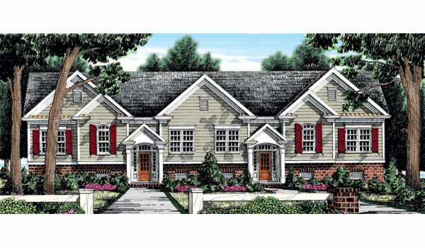 Riverchase House Plan
