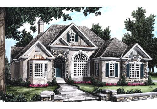 Salem House Plan