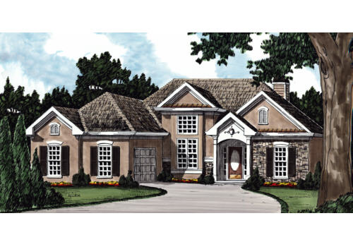 Savannah House Plan