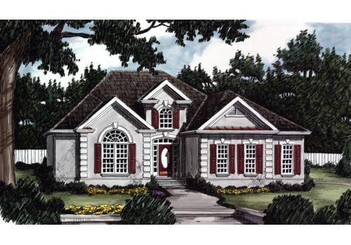 Scotsburg House Plan