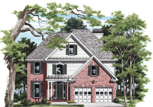 Shackleford House Plan