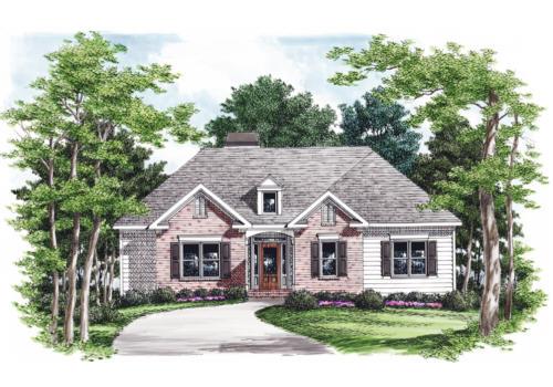 Shepherd House Plan