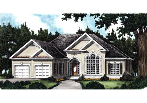 Sherman House Plan