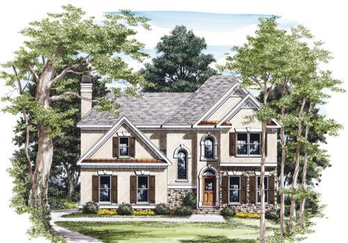 Singleton House Plan