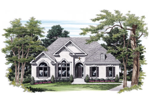 Stonebrook House Plan
