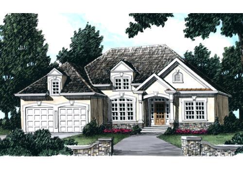 Strasburg House Plan