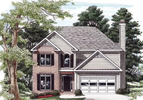 Stripling House Plan