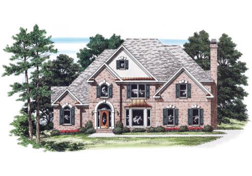 Toliver House Plan