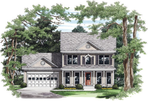 Westwood House Plan
