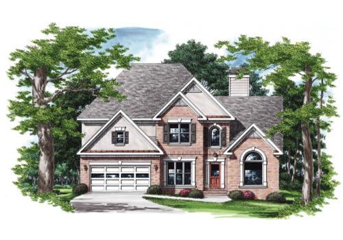 Whitaker House Plan
