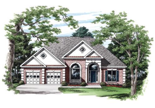 Whitlock House Plan