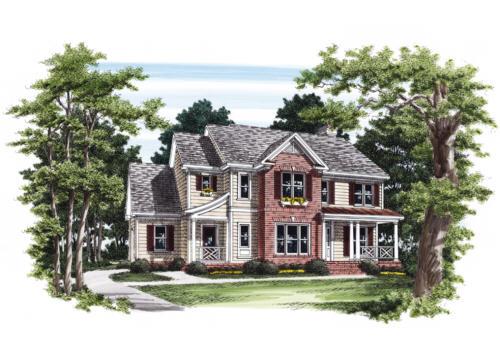 Womack House Plan
